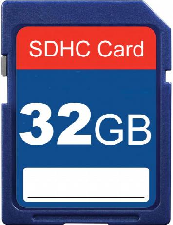 32GB SD Memory Card - S&N Genealogy Supplies