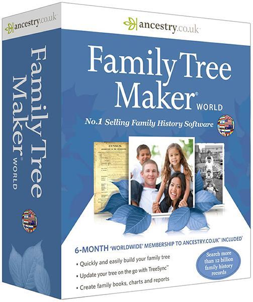 family tree maker companion guide