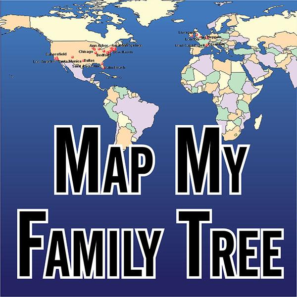map my family tree sn genealogy supplies