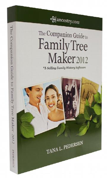 how to create a book in family tree maker