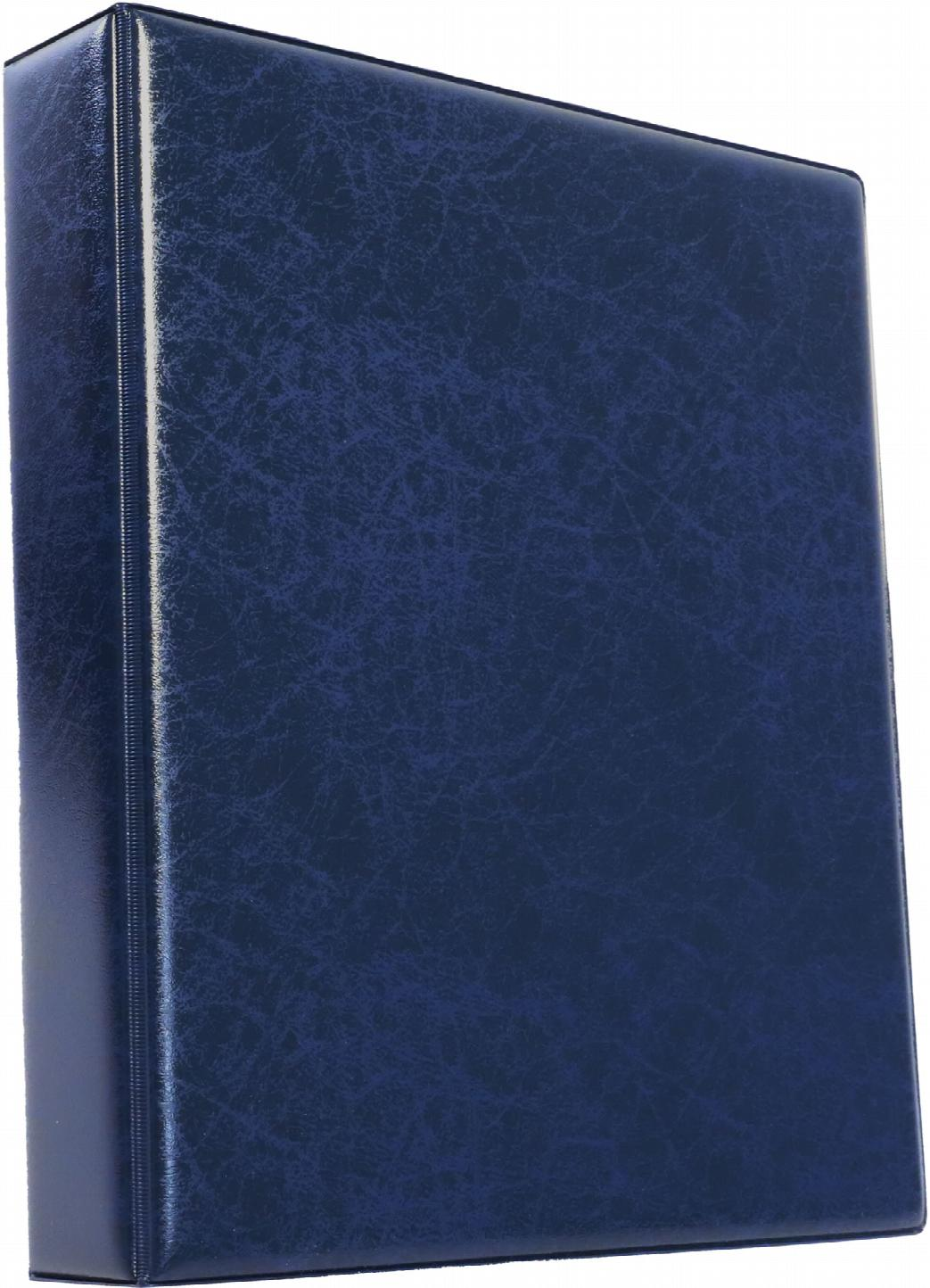 A4 Luxury Blue Family History  Binder - Untitled