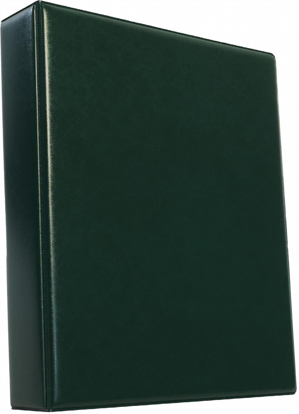 A4 Luxury Green Family History Binder - Untitled