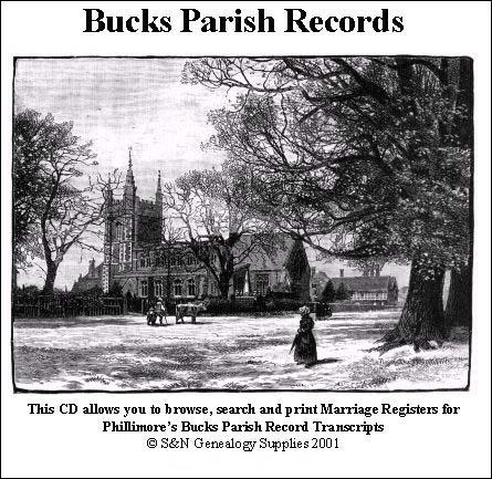 Buckinghamshire Phillimore Parish Records (Marriages) Volume 05