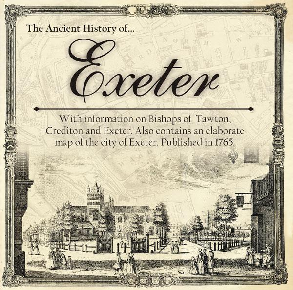 Devon, The Ancient History of Exeter