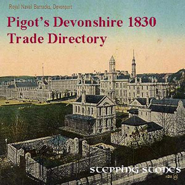 Devonshire 1830 Trade Directory