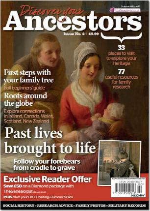 Discover Your Ancestors Magazine Issue 2