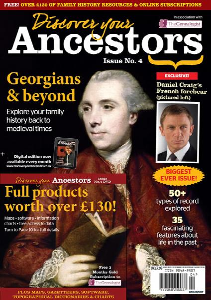 Discover Your Ancestors Magazine Issue 4