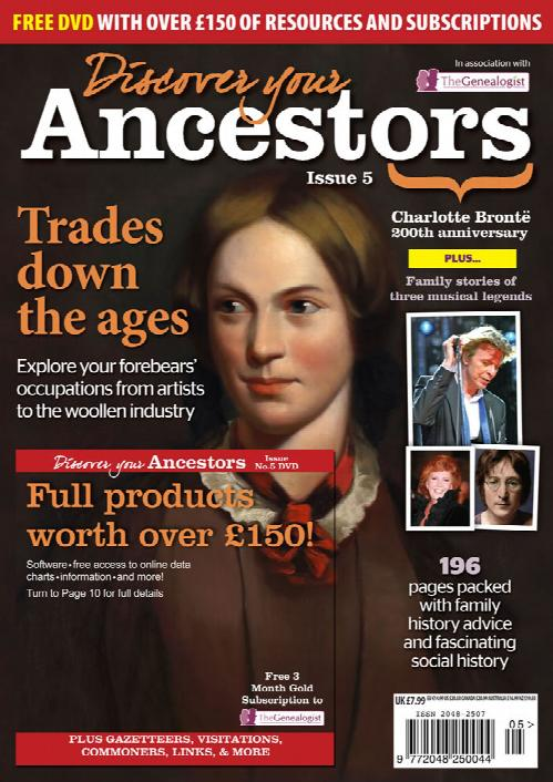 Discover Your Ancestors Issue 5