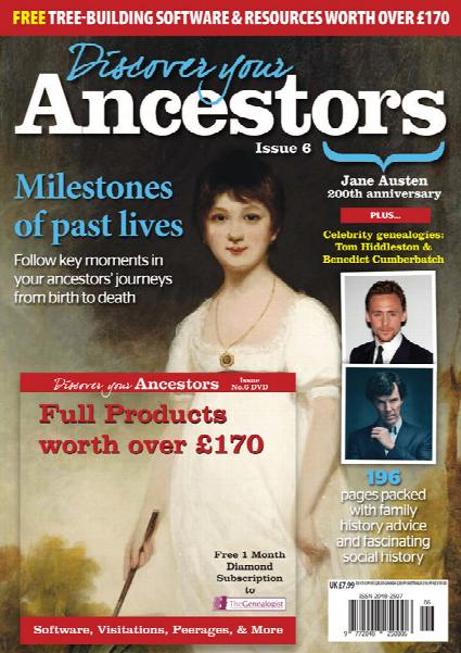 Discover Your Ancestors Magazine Issue 6