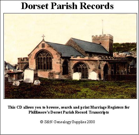 Dorset Phillimore Parish Records (Marriages) Volume 05
