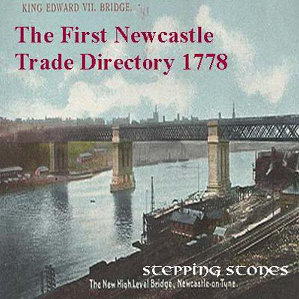 Durham, Newcastle 1778 Trade Directory