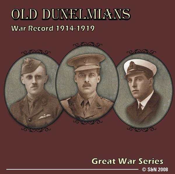 Durham, The War Record of Old Dunelmians 1914-1919