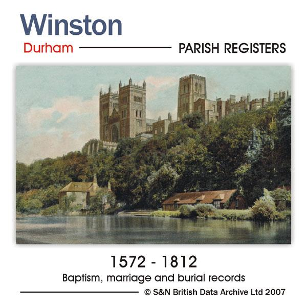 Durham, Winston Parish Registers 1572-1812