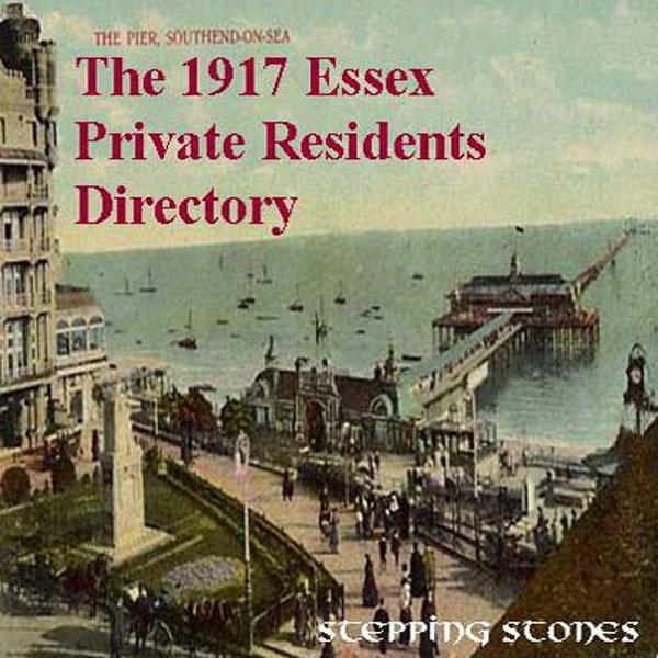 Essex 1917 Private Residents Directory