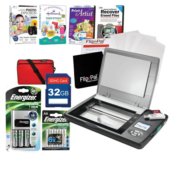 Save over £100 on our Scanner Bundles