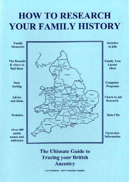 How to Research Your Family History:  The Ultimate Guide to Tracing your British Ancestry