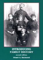 Introducing Family History - Free Postage