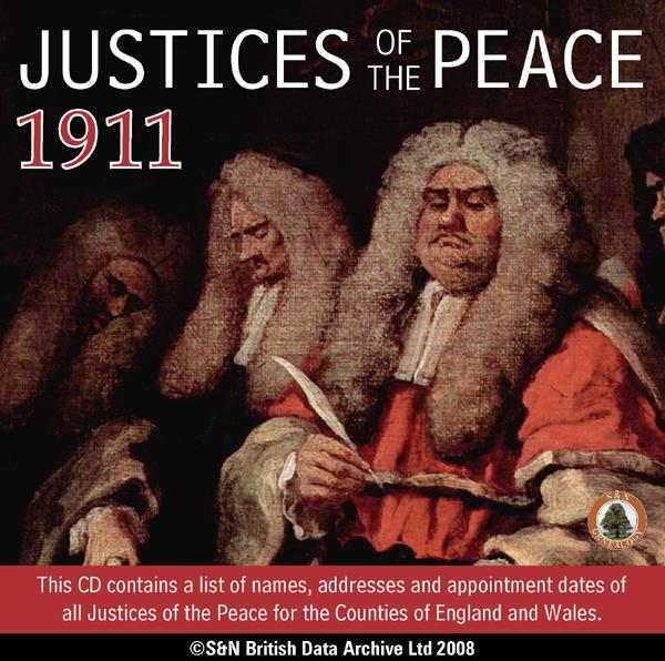Justices of the Peace 1911