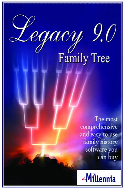 Legacy Family Tree 9 Deluxe