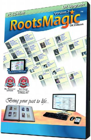 RootsMagic UK Version 7 Upgrade