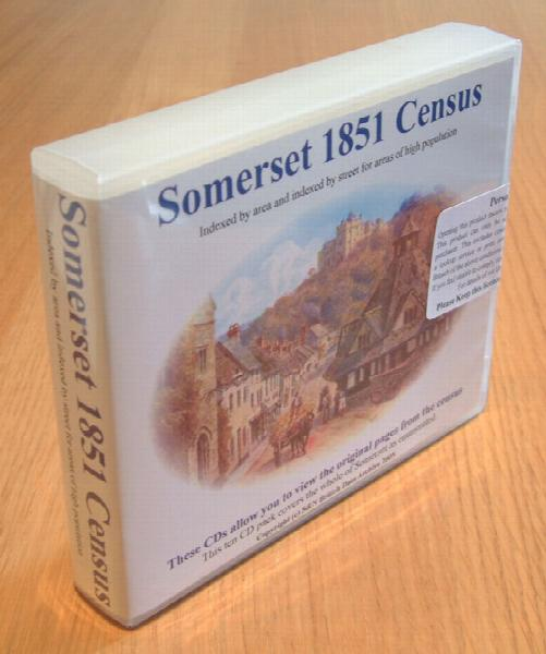 Somerset 1851 Census