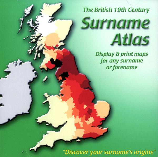 Surname Atlas Version 1.20