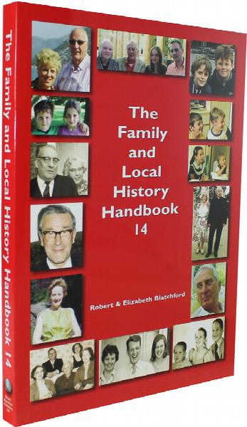 The Family and Local History Handbook - 14th Edition