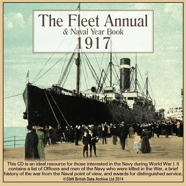 The Fleet Annual and Naval Year Book 1917