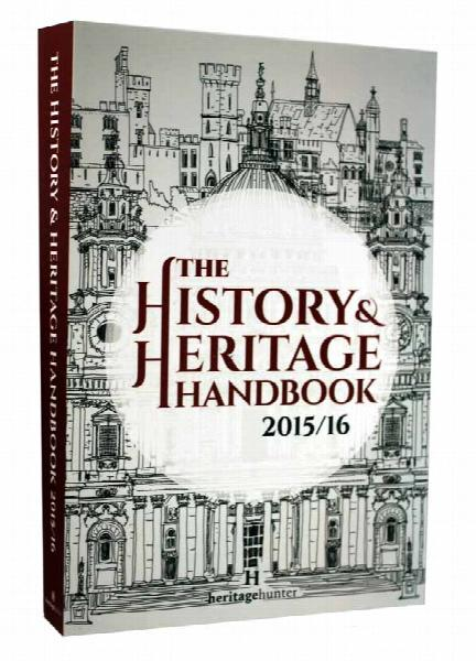 The History & Heritage Handbook 2015/16 - Paperback Edition