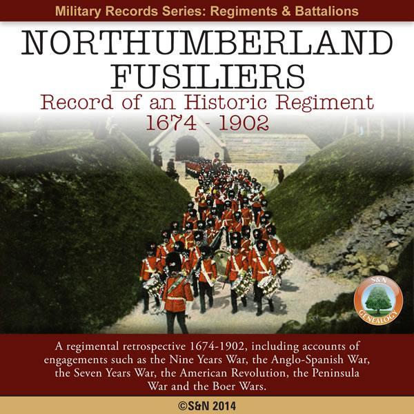 Northumberland Fusiliers