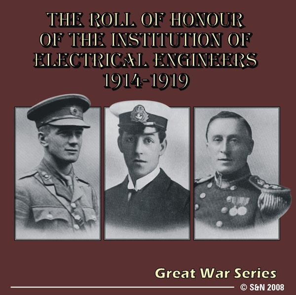 The Roll of Honour of the Institution of Electrical Engineers 1914-1919