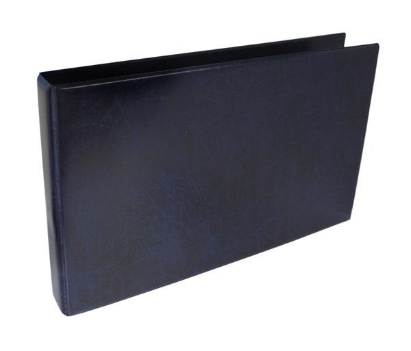 A3 Luxury Blue Family History Binder (Untitled)