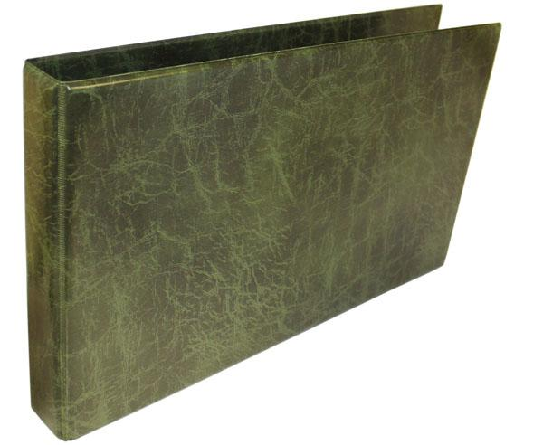 A3 Luxury Green Family History Binder (Untitled)