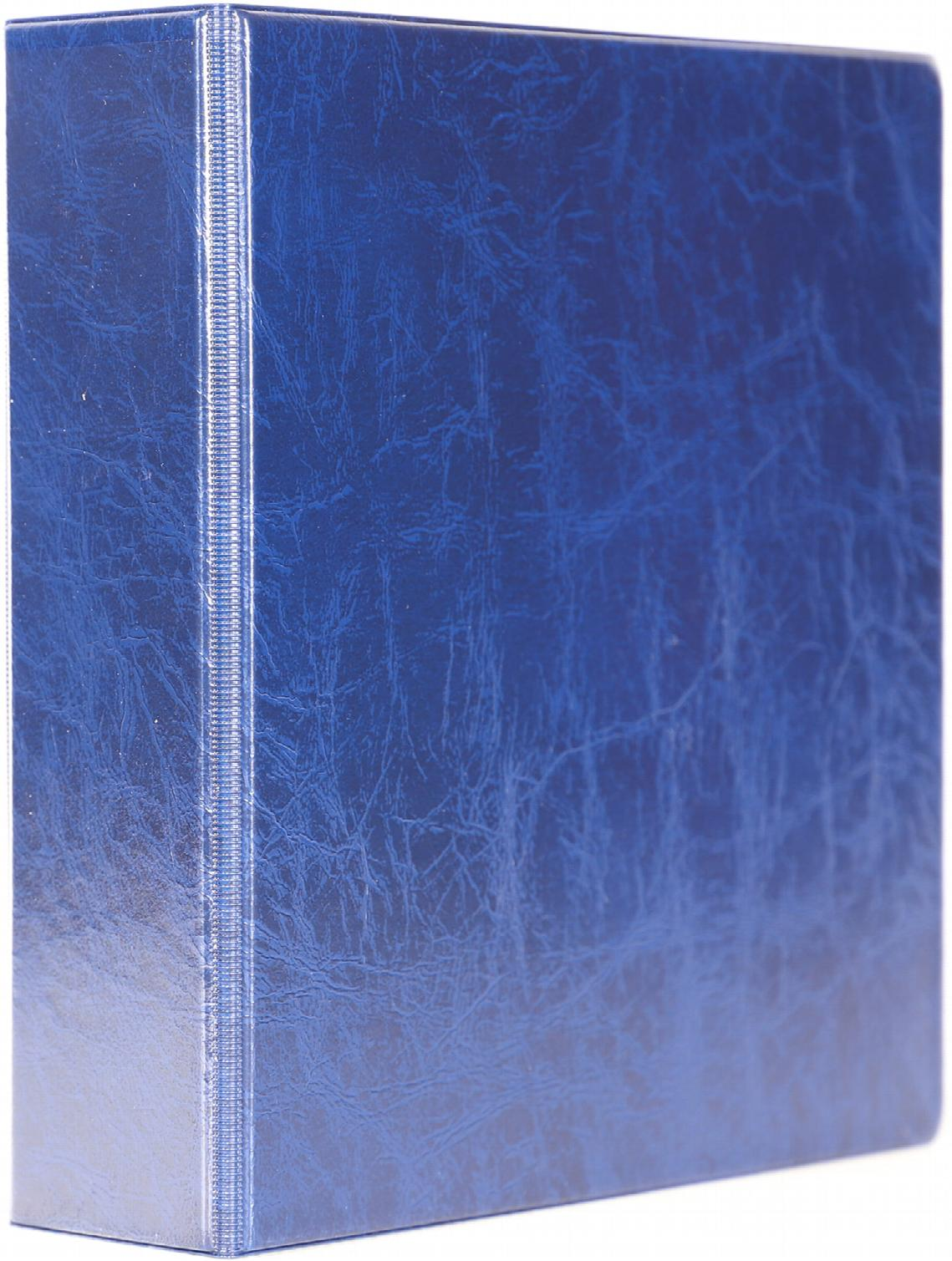 A5 Luxury Blue Binder