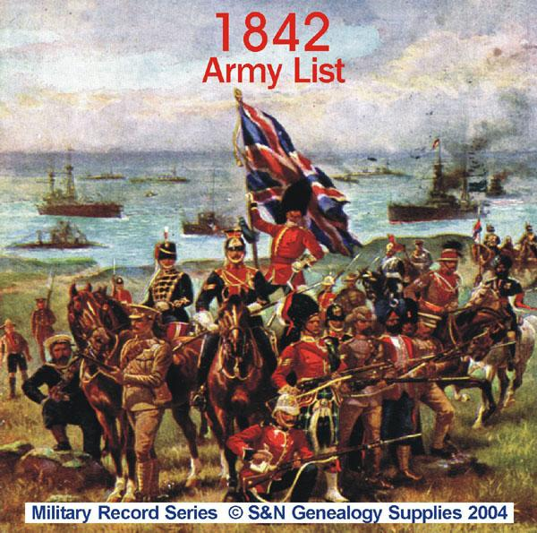 More info about Army List 1842