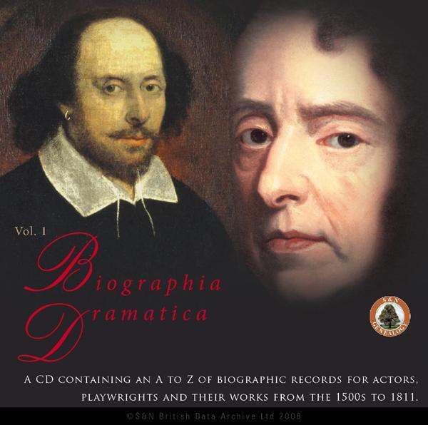 Biographia Dramatica