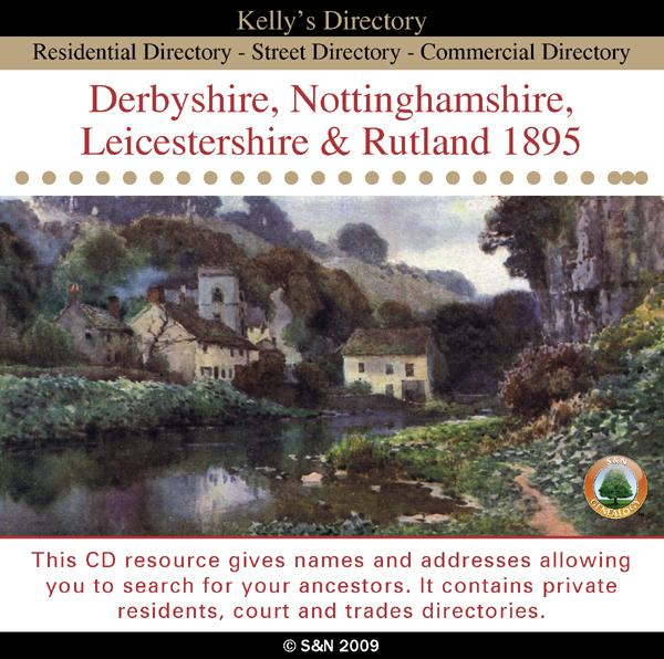 More info about Derbyshire, Nottinghamshire, Leicestershire and Rutland 1895 Kelly's Directory