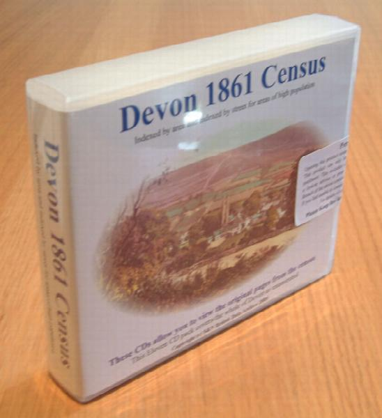 More info about Devon 1861 Census