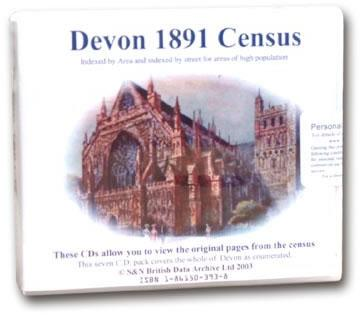 More info about Devon 1891 Census