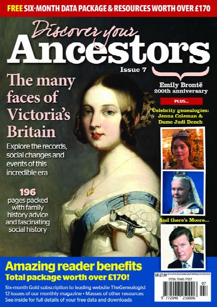 Discover Your Ancestors Magazine Issue 7