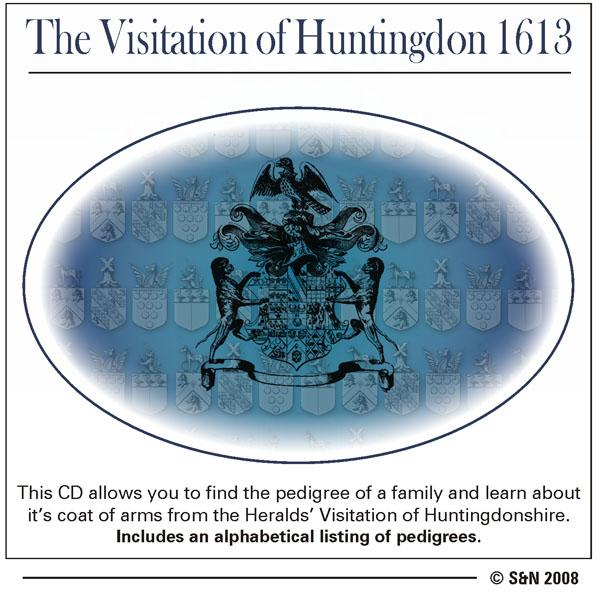 More info about Huntingdonshire, The Visitation of Huntingdon 1613