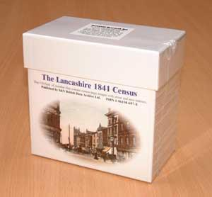More info about Lancashire 1841 Census (Heavy Item)