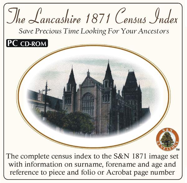 More info about Lancashire 1871 Census Name Index (on its own)