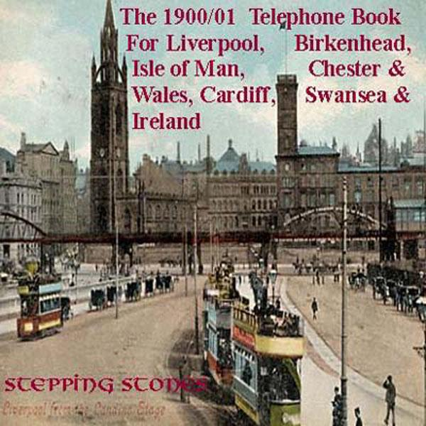 More info about Liverpool 1900/01 Phone Book - Free Postage