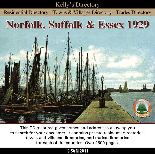 More info about Norfolk, Suffolk & Essex Kelly's 1929 Directory