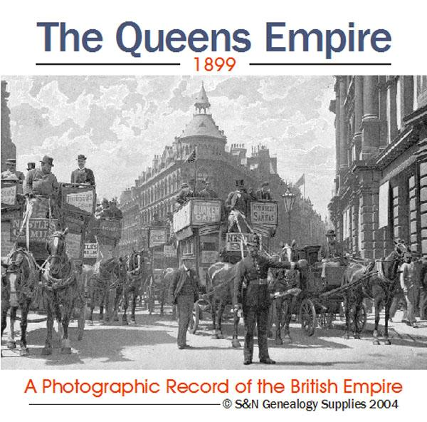 More info about The Queen's Empire (Membership Gift CD)