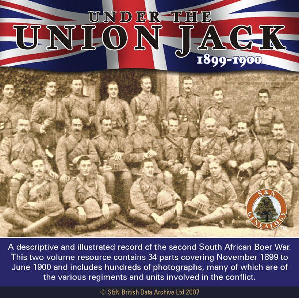 More info about Under the Union Jack 1899-1900