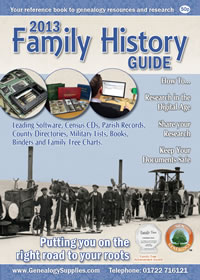 Family History Guide & Catalogue
