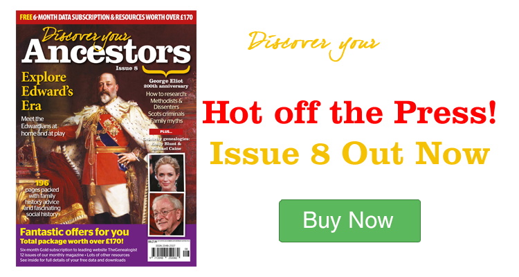 Discover Your Ancestors Magazine Issue 8