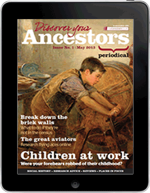 Discover Your Ancestors - Ipad